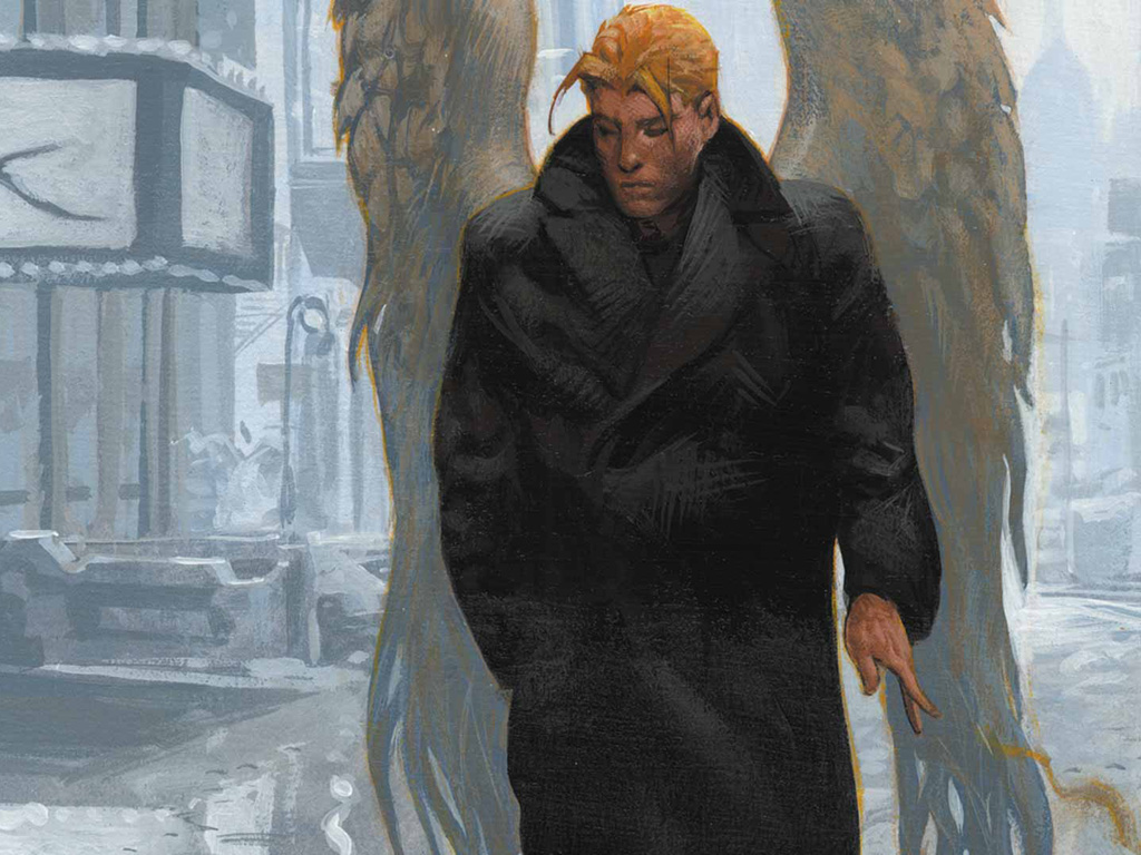 Comics Wallpaper: Lucifer - Vertigo