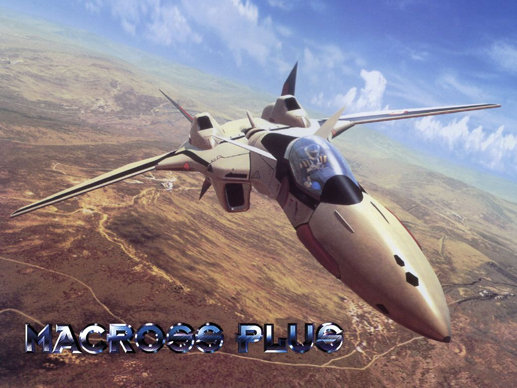 Comics Wallpaper: Macross Plus
