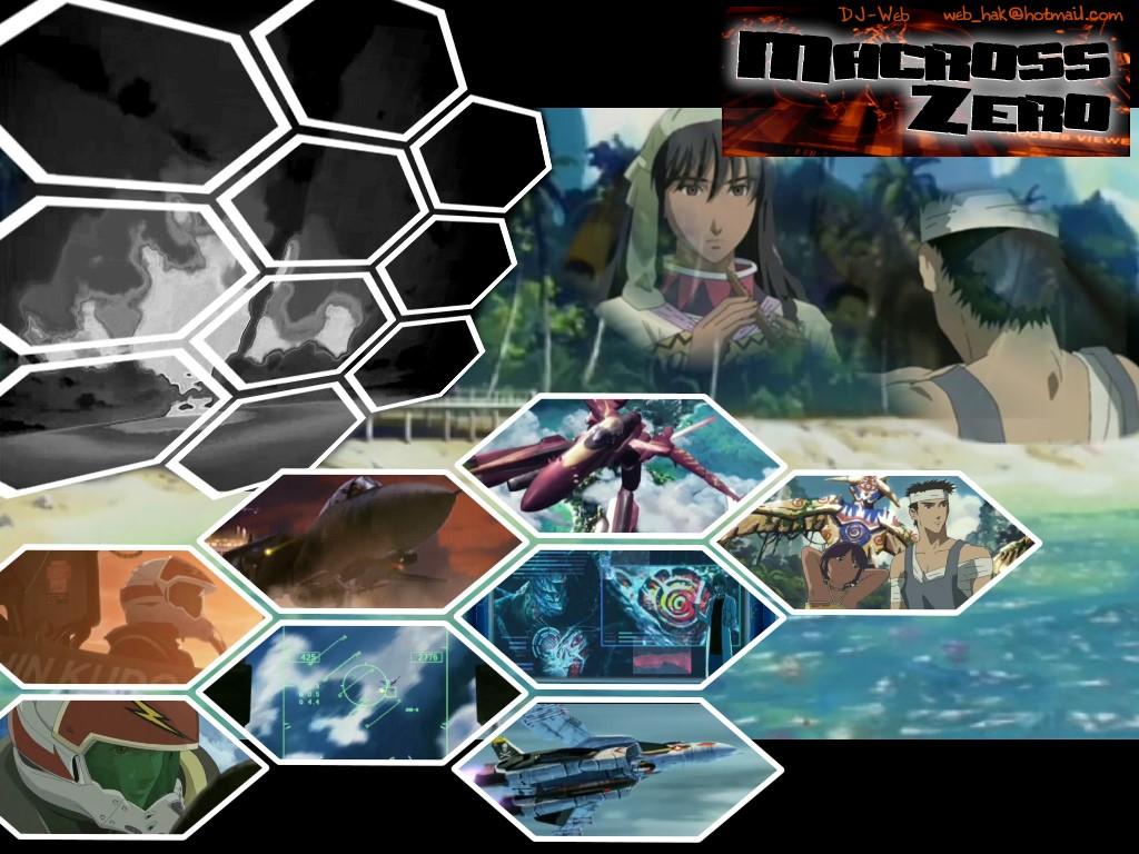 Comics Wallpaper: Macross Zero
