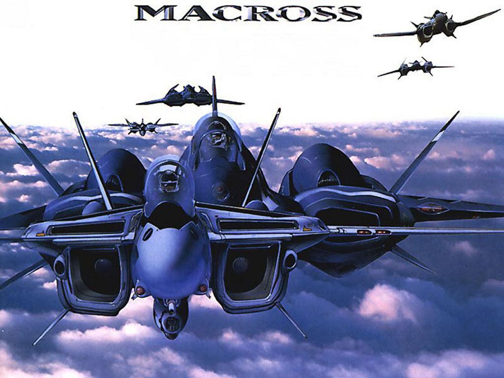 Comics Wallpaper: Macross