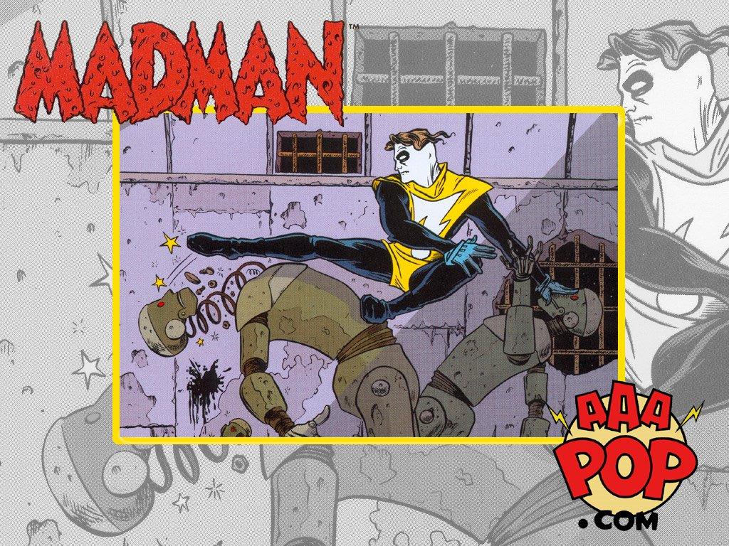 Comics Wallpaper: Madman