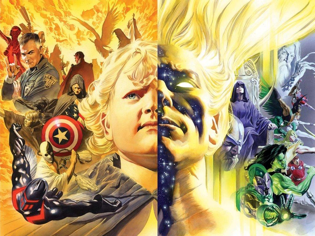 Comics Wallpaper: Mar-Vell