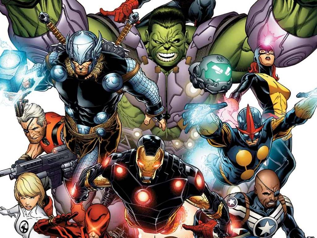 Comics Wallpaper: Marvel NOW!