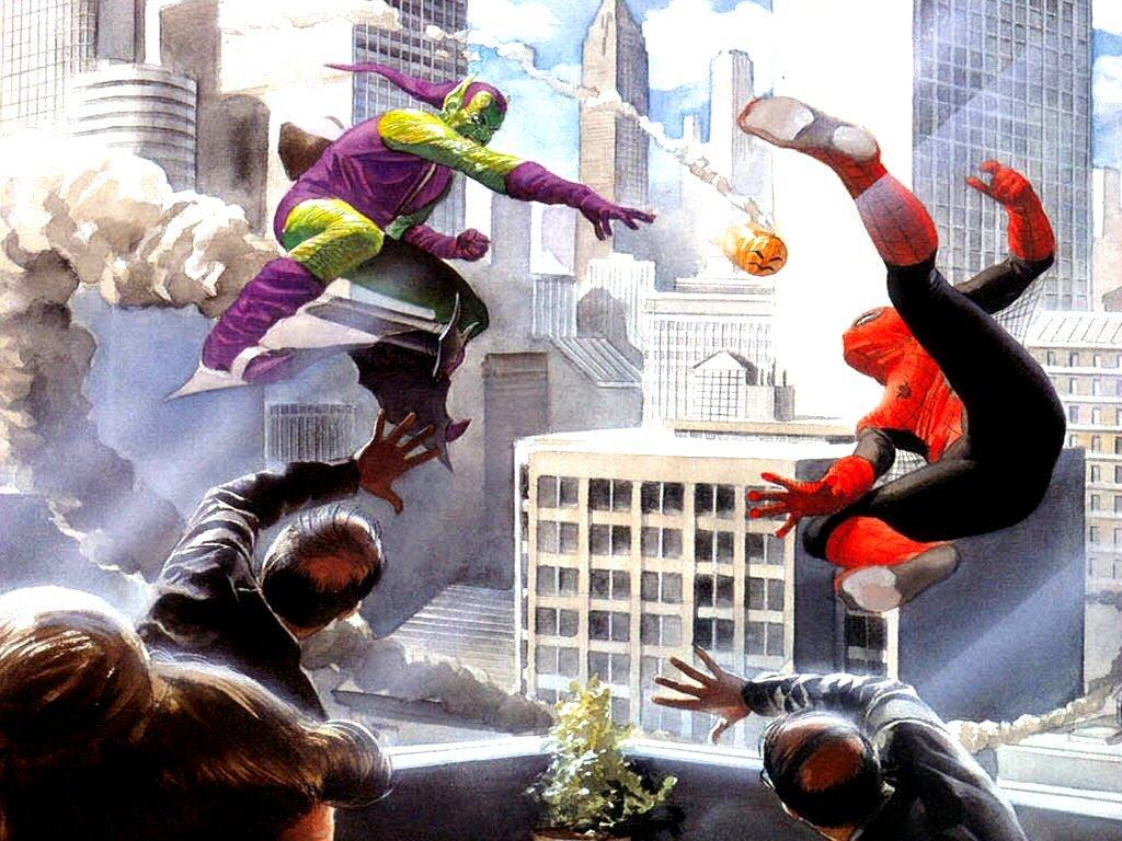Comics Wallpaper: Marvels - Spider-Man