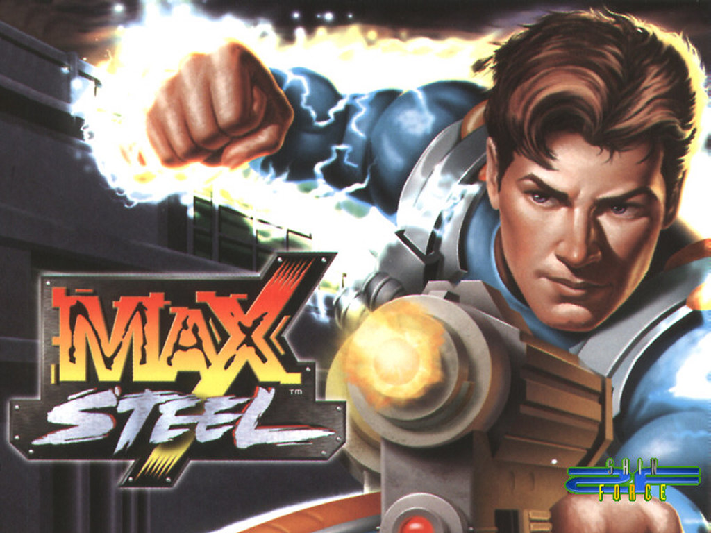Comics Wallpaper: Max Steel