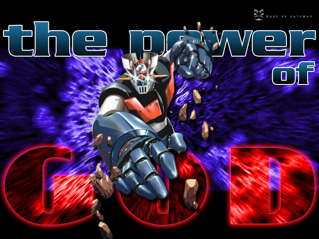 Comics Wallpaper: Mazinger - The Power of God