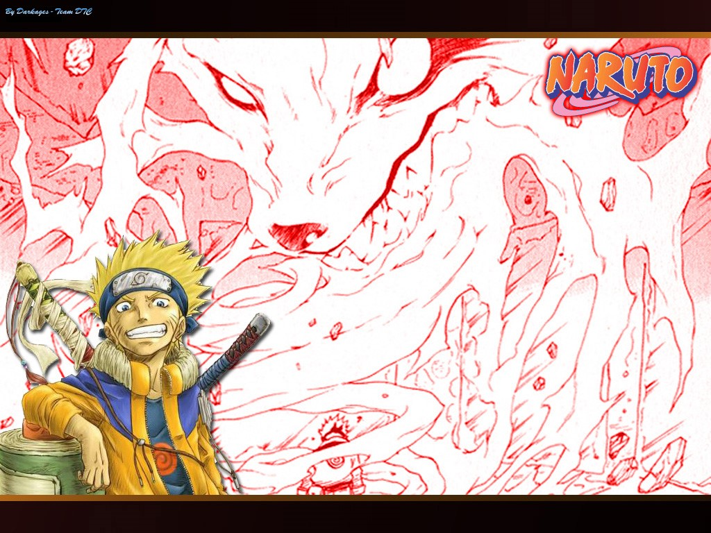 Comics Wallpaper: Naruto