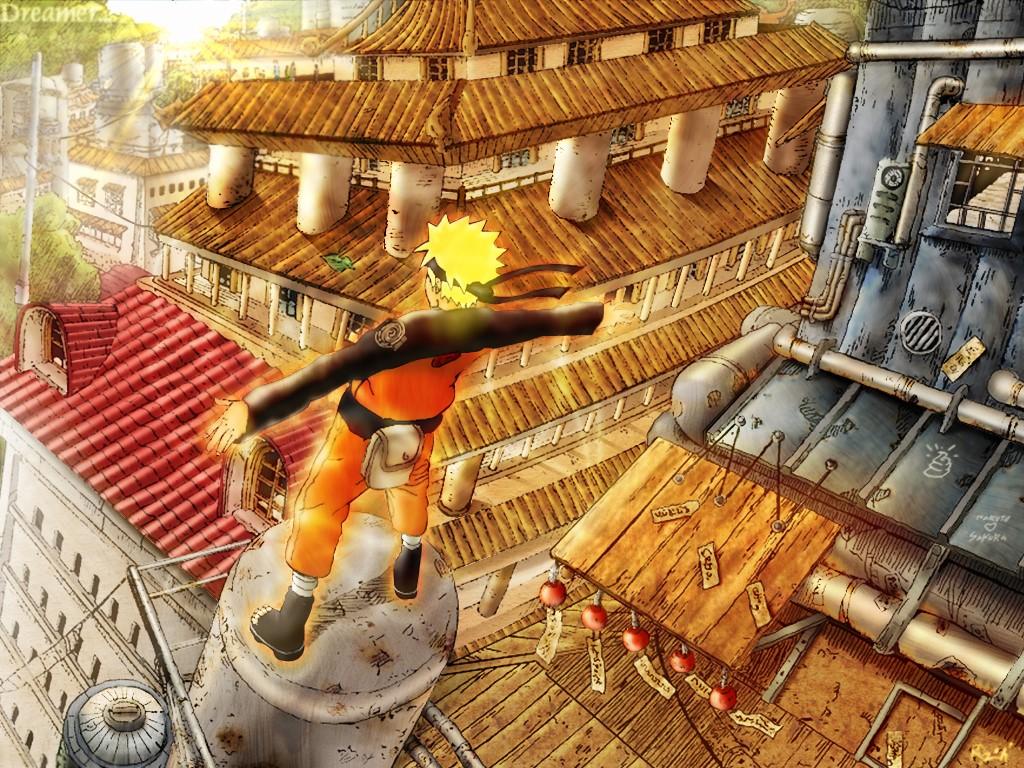 Comics Wallpaper: Naruto