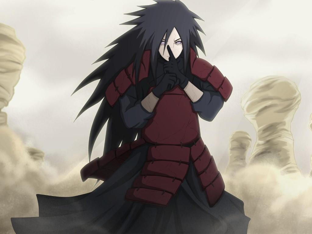 Comics Wallpaper: Naruto - Madara