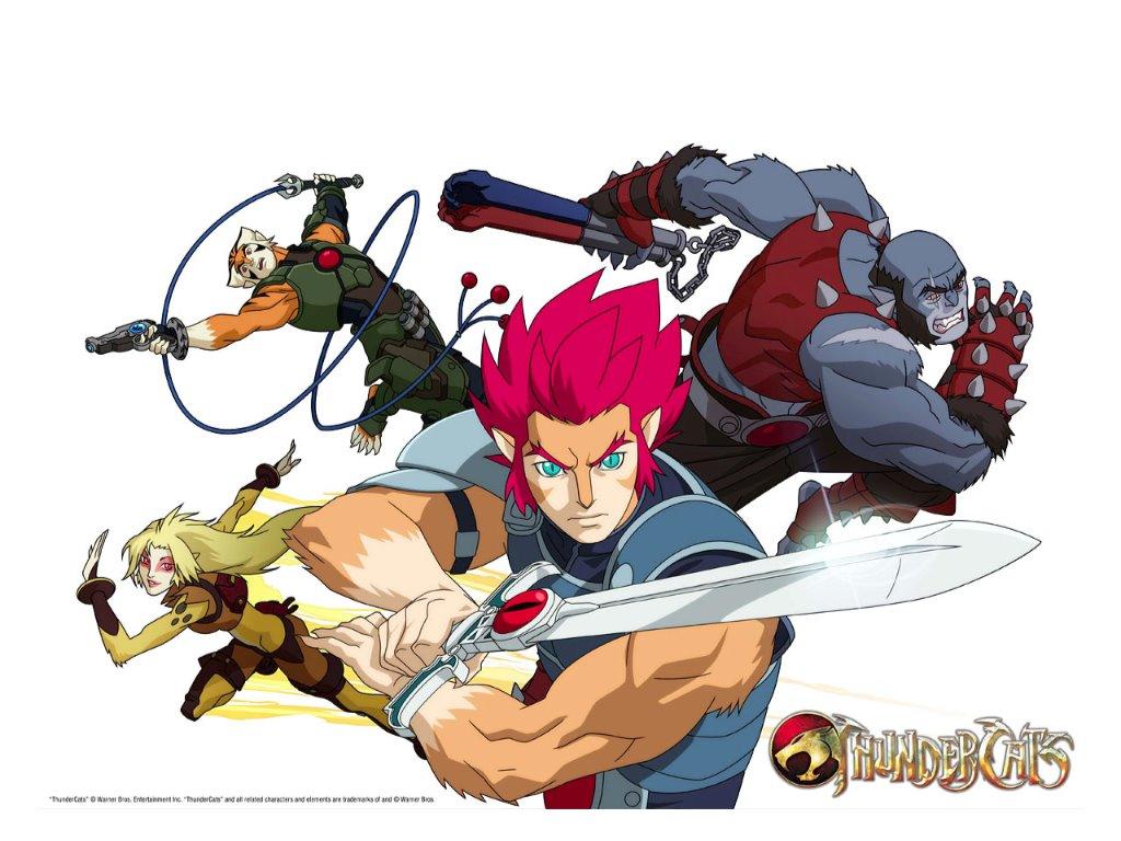 Comics Wallpaper: New Thundercats