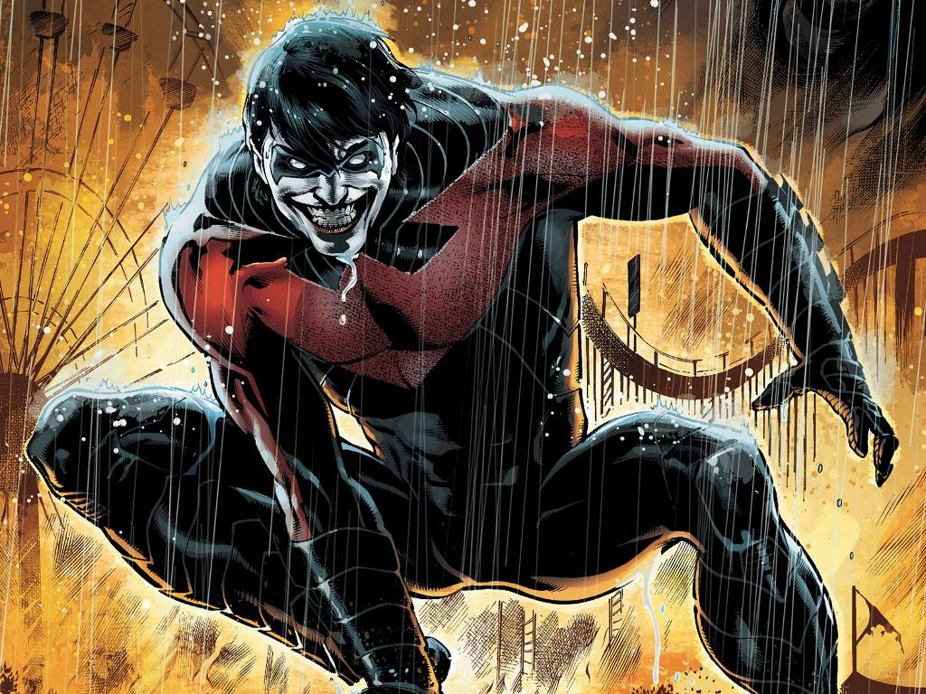Comics Wallpaper: Nightwing - Death of the Family