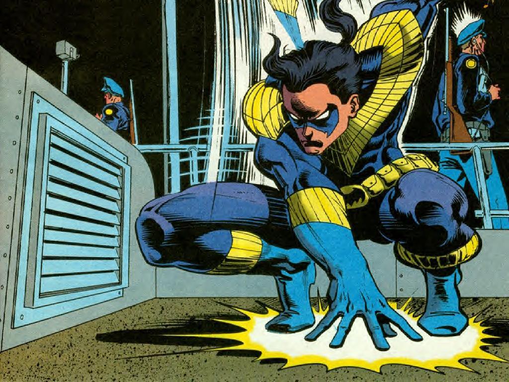 Comics Wallpaper: Nightwing