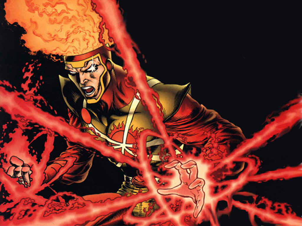 Comics Wallpaper: Nuclear Strikes Again