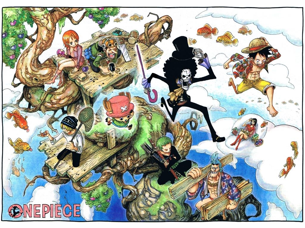 Comics Wallpaper: One Piece