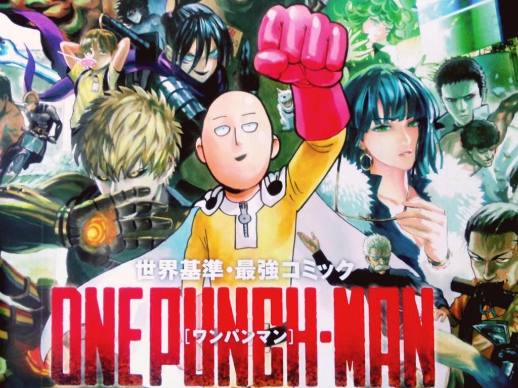 Comics Wallpaper: One-Punch Man