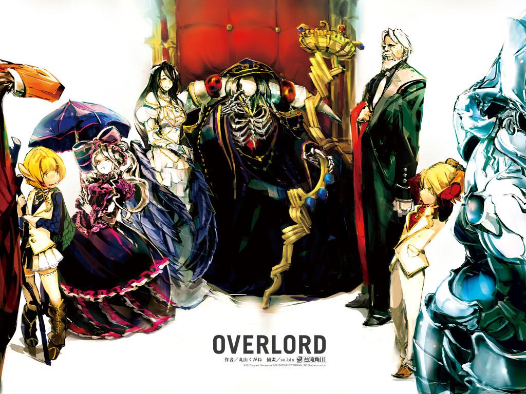 Comics Wallpaper: Overlord
