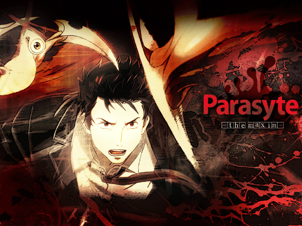 Comics Wallpaper: Parasyte