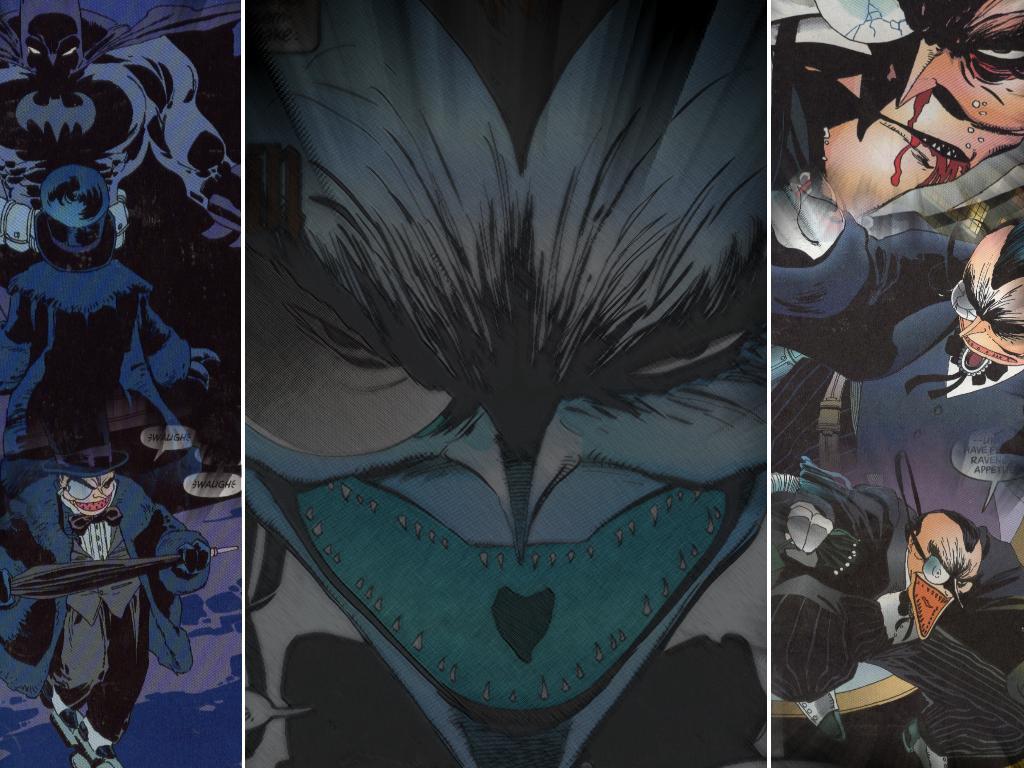 Comics Wallpaper: Penguin