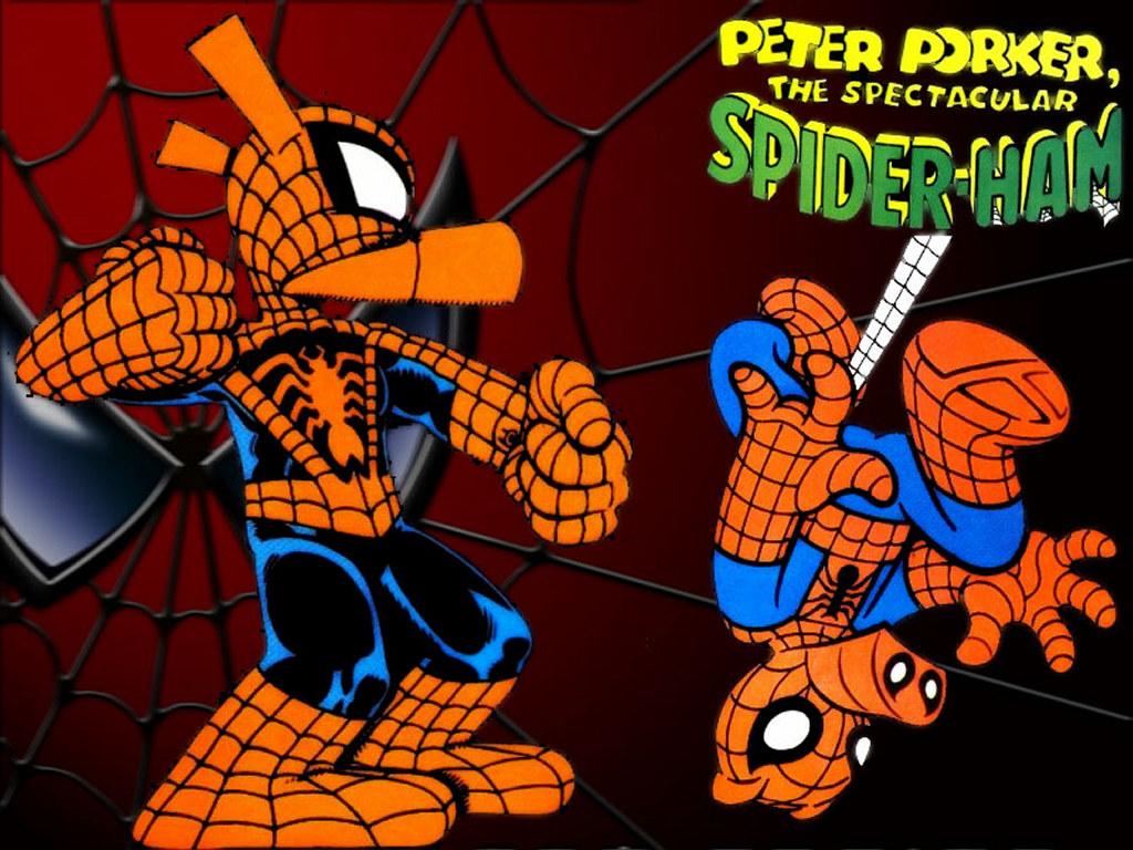Comics Wallpaper: Peter Porker - Spider-Ham