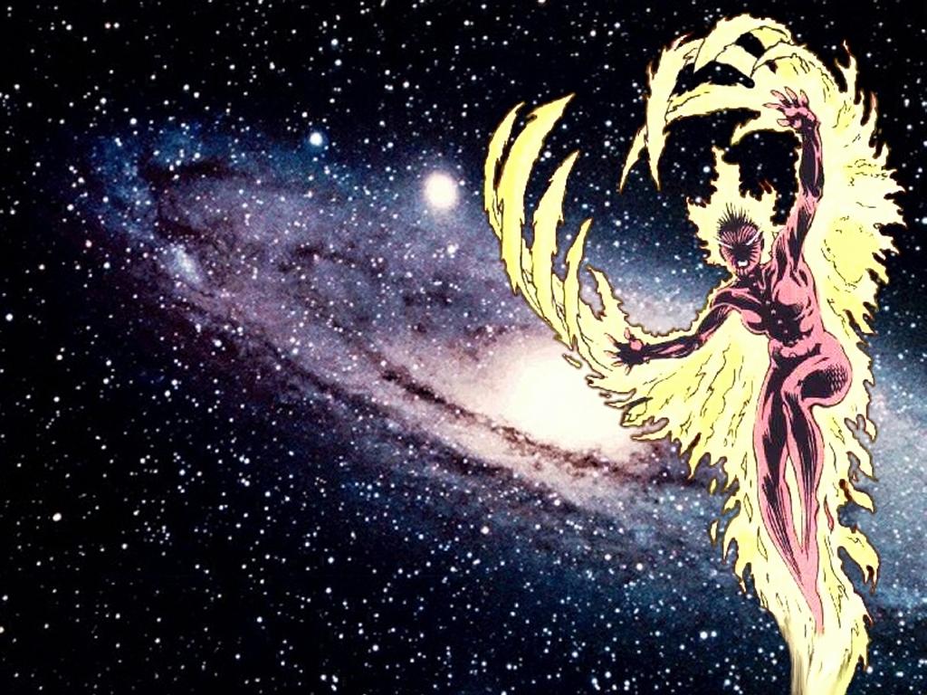 Comics Wallpaper: Phoenix - Rachel Summers
