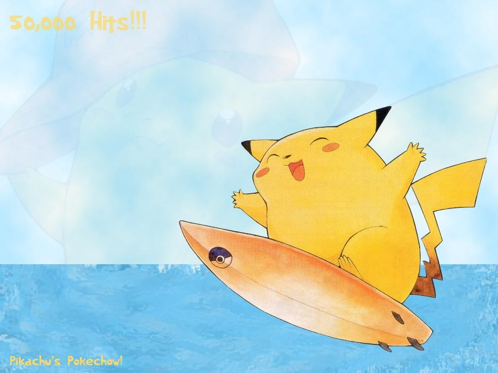 Comics Wallpaper: Pikachu