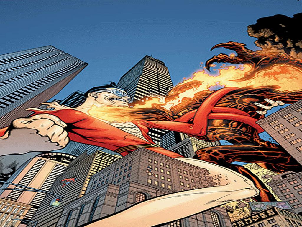 Comics Wallpaper: Plasticman