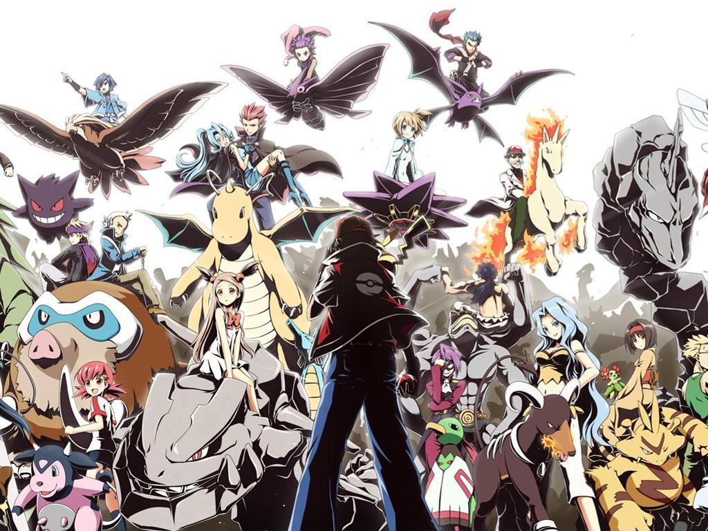 Comics Wallpaper: Pokemons - Battle