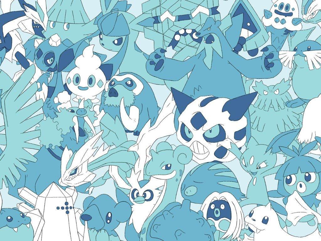 Comics Wallpaper: Pokemons
