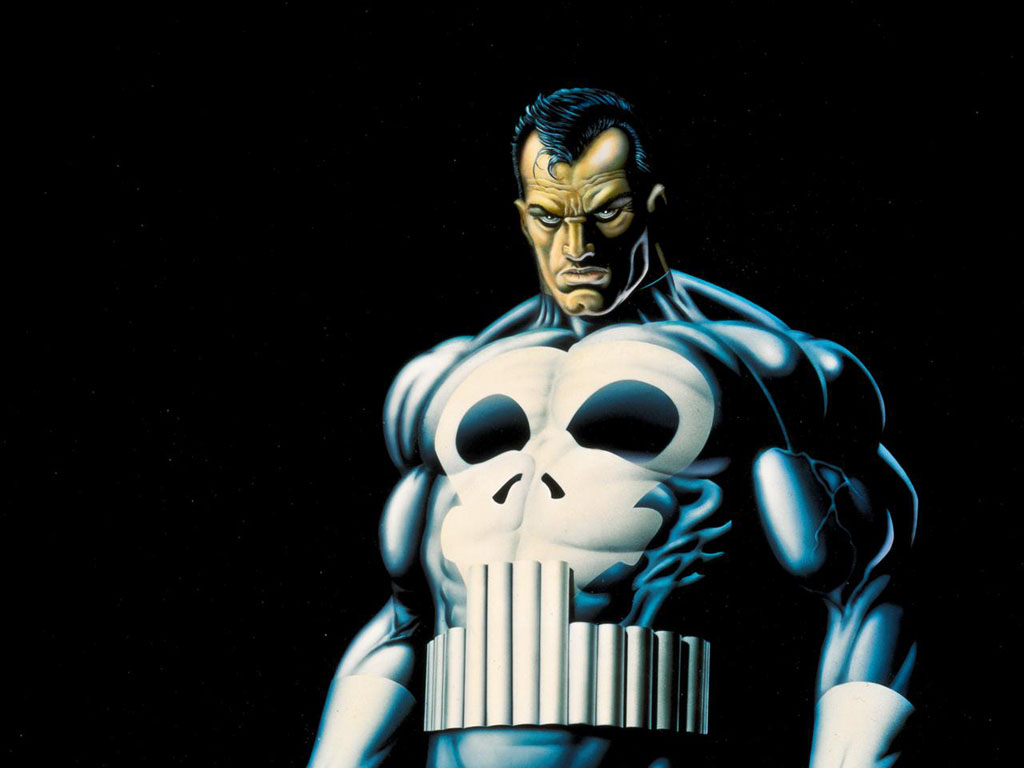 Papel de Parede Gratuito de Quadrinhos : Justiceiro
