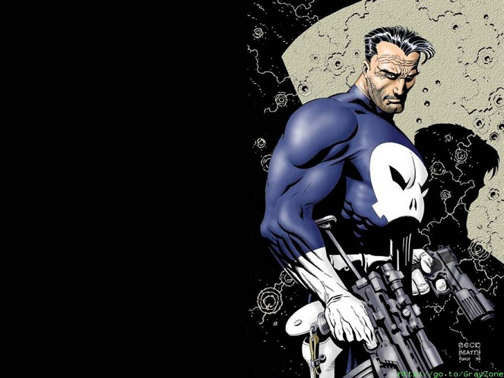 Comics Wallpaper: Punisher Forever