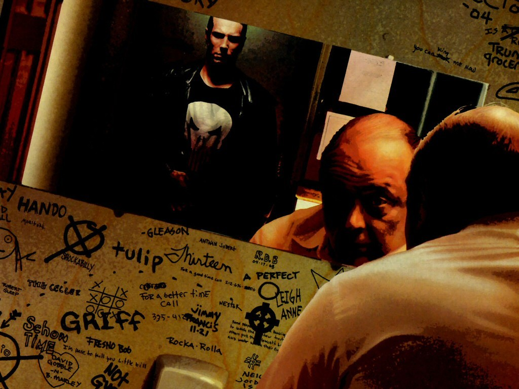 Comics Wallpaper: Punisher
