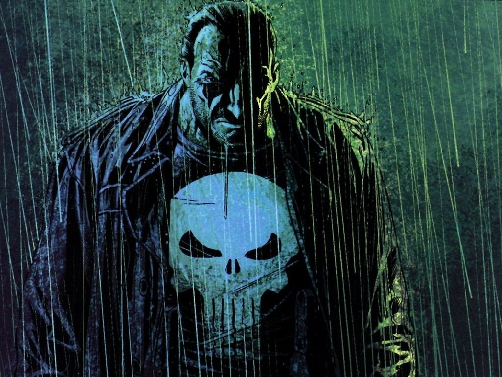 Comics Wallpaper: Punisher