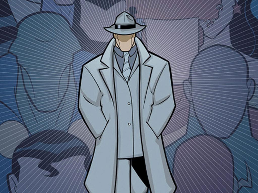 Comics Wallpaper: Question - Justice League Unlimited