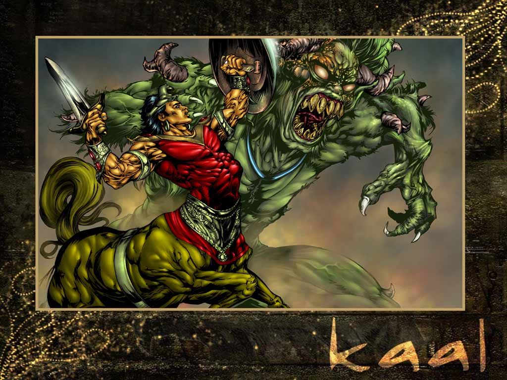 Comics Wallpaper: Raj Comics - Kaal
