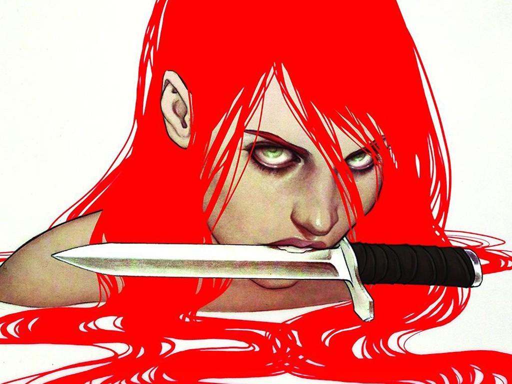 Comics Wallpaper: Red Sonja