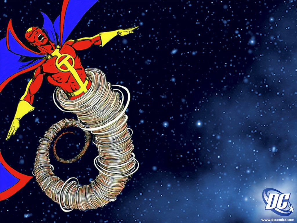 Comics Wallpaper: Red Tornado