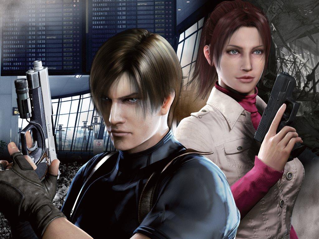 Comics Wallpaper: Resident Evil - Degeneration