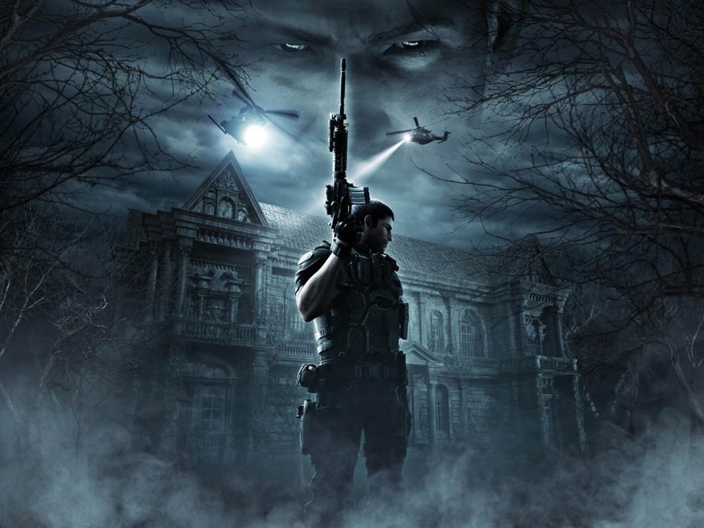 Comics Wallpaper: Resident Evil - Vendetta