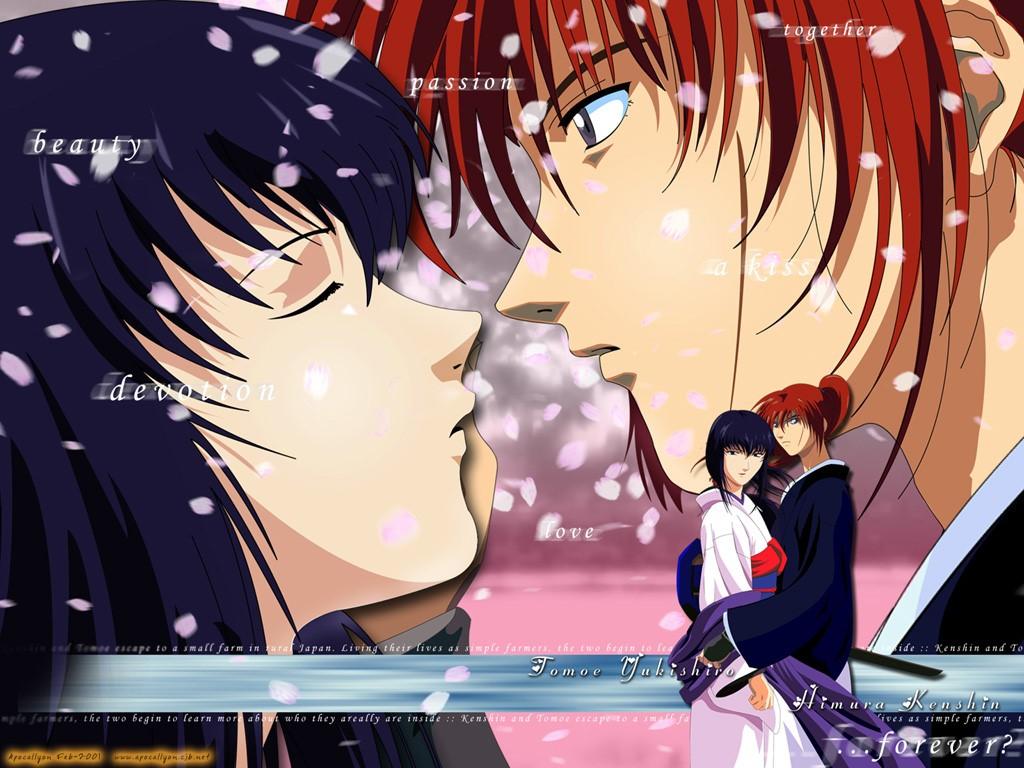 Comics Wallpaper: Rurouni Kenshin