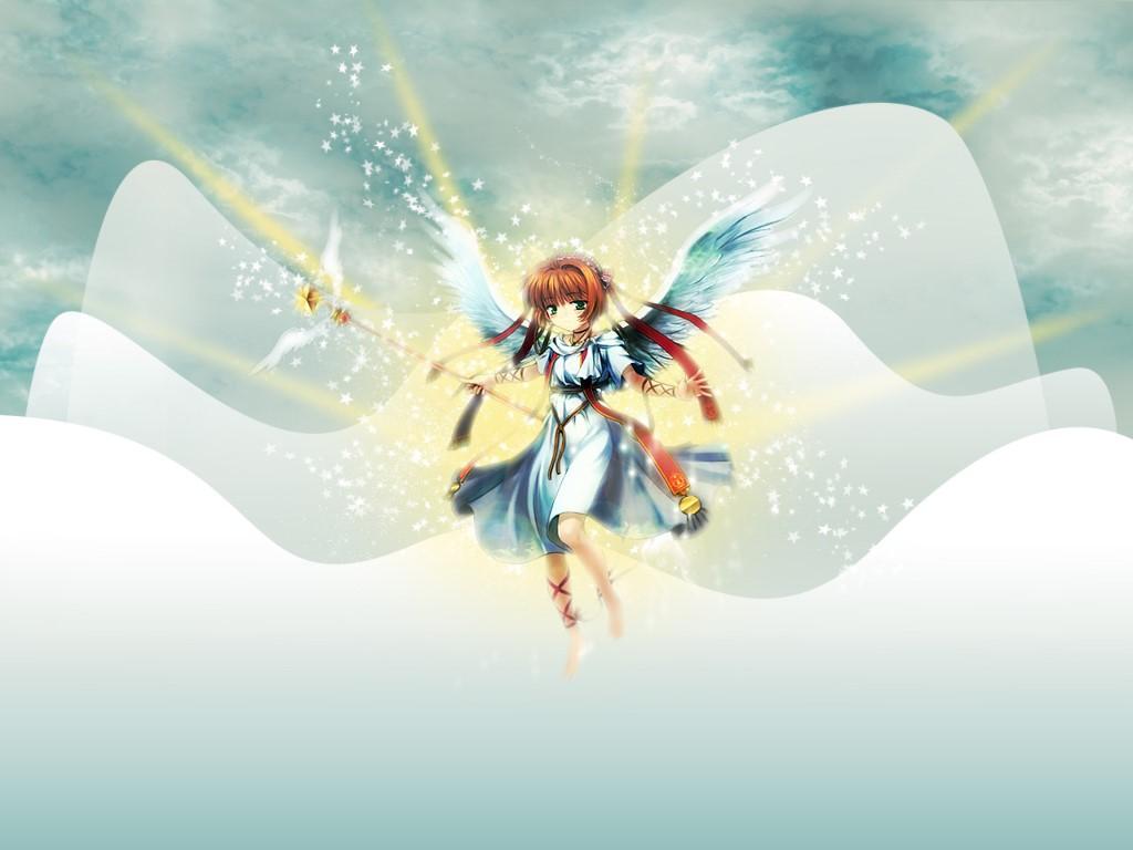 Comics Wallpaper: Sakura - Elevation