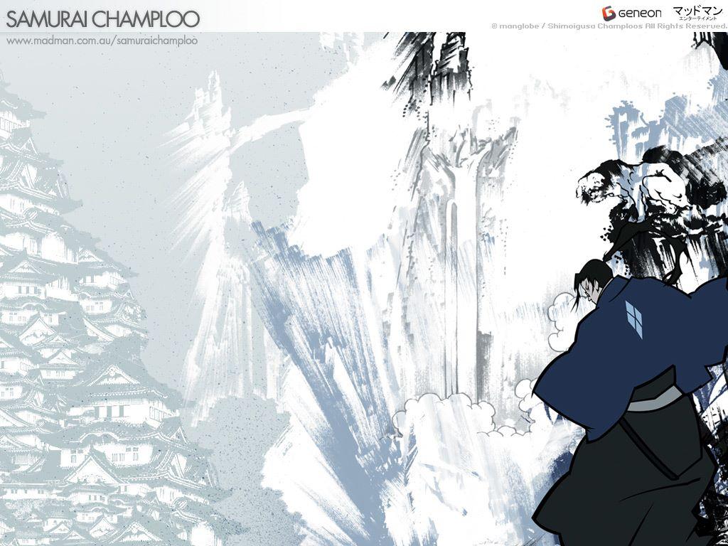 Comics Wallpaper: Samurai Champloo