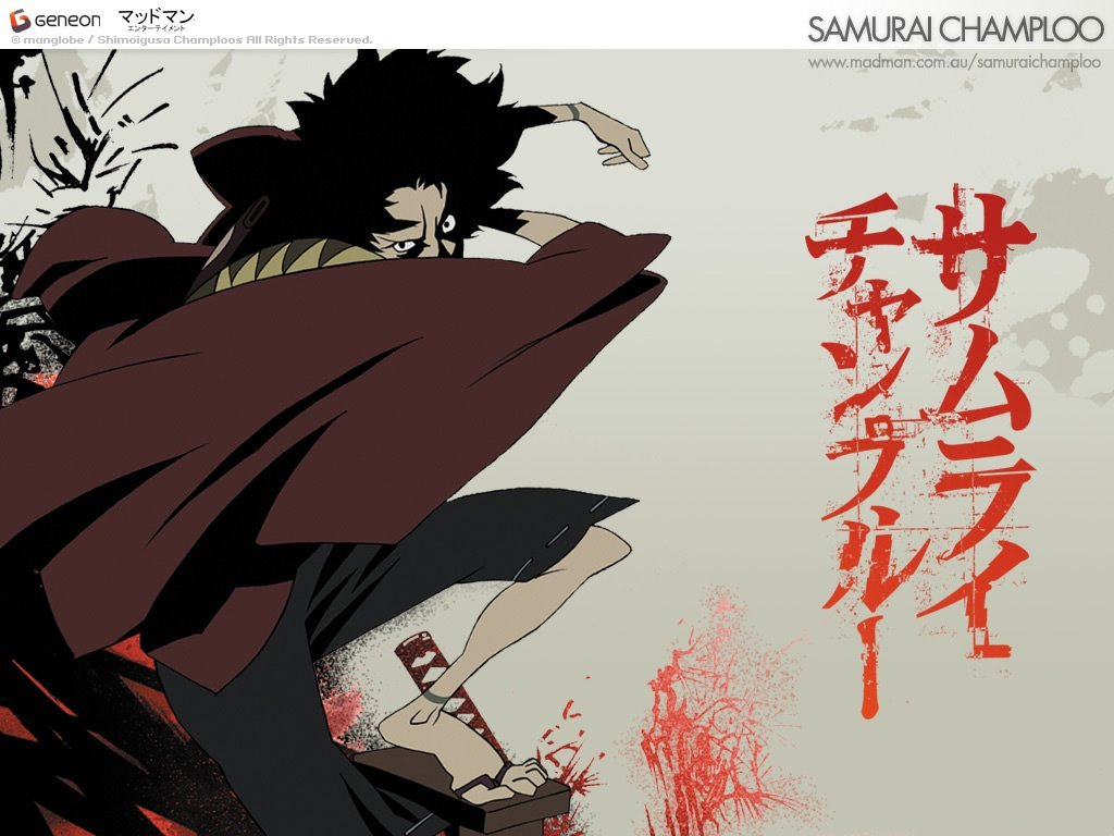 Comics Wallpaper: Samurai Champloo