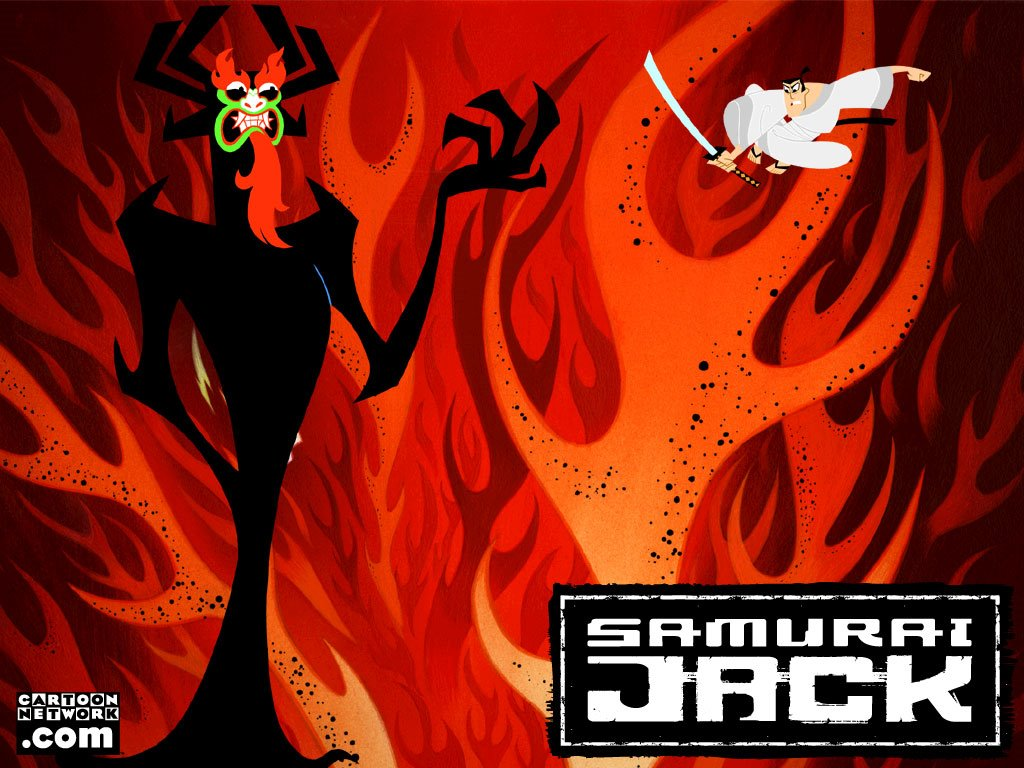 Comics Wallpaper: Samurai Jack