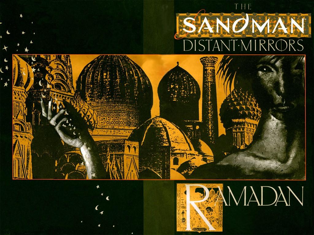 Comics Wallpaper: Sandman - Ramadan