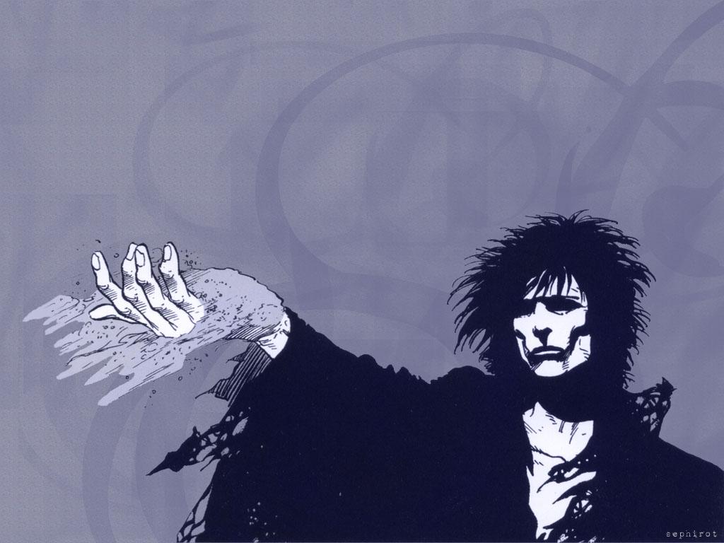 Comics Wallpaper: Sandman