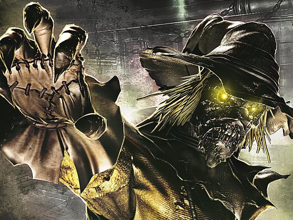 Comics Wallpaper: Scarecrow