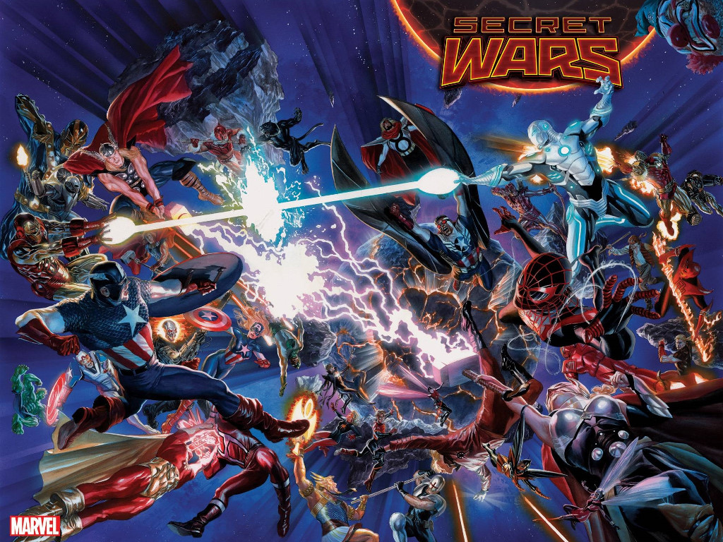 Comics Wallpaper: Secret Wars (2015)