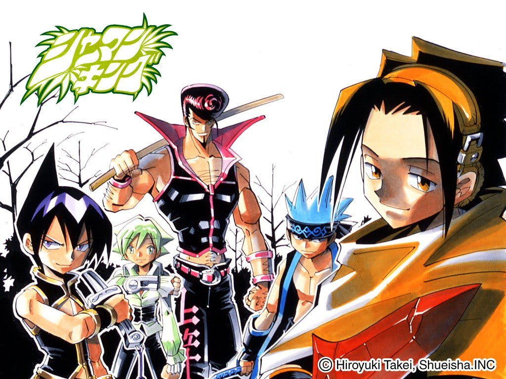 Comics Wallpaper: Shaman King