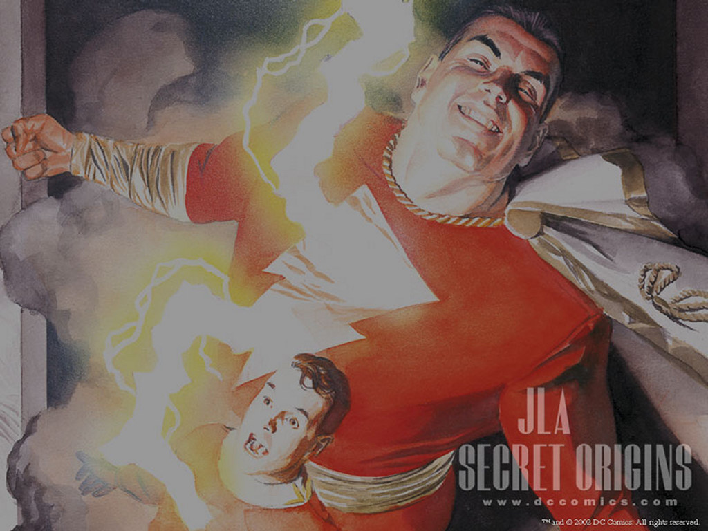 Comics Wallpaper: SHAZAM