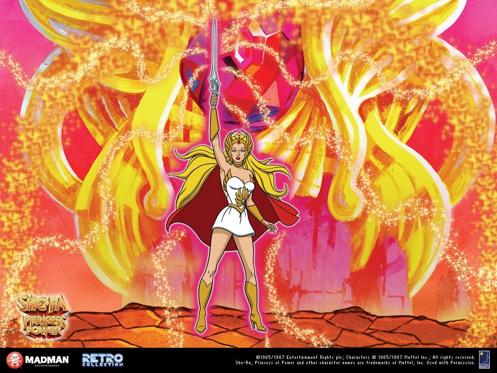 Comics Wallpaper: She-Ra